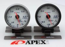 APEXi EL II System Meters