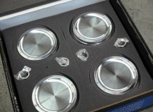 CP Pistons set of 4