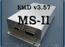 MegaSquirt-II Programmable EFI System PCB3.57 - Assembled Unit