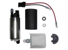 Walbro 255LPH inline fuel pump w/ kit