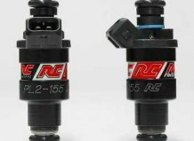 RC Peak and Hold Injectors