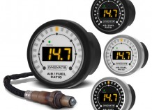 MTX-L: MTX Series Digital Air/Fuel Ratio Gauge Kit (ALL-IN-ONE)